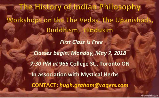 The History of Indian Philosophy Workshop