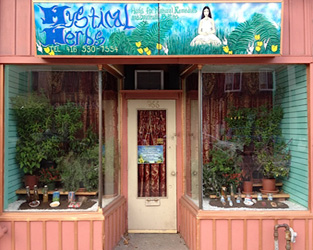 Mystical Herbs Store in Toronto