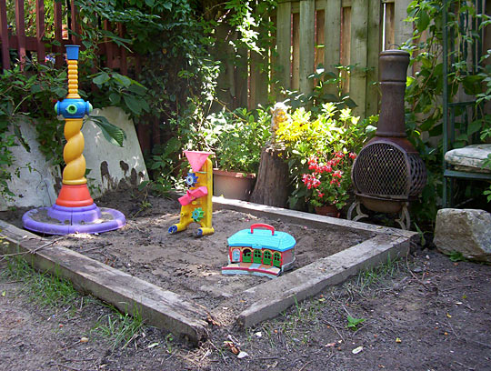 garden ideas children